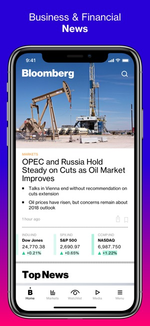 bloomberg business news on the app store rh itunes apple com
