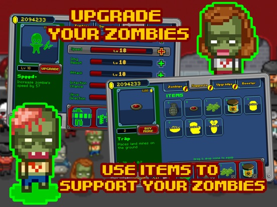 Screenshot #2 for Infectonator