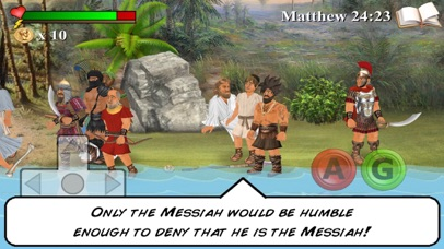 The You Testament screenshot 8