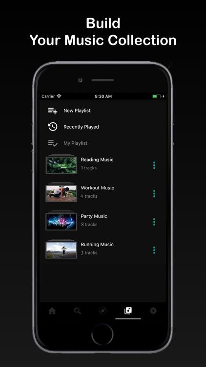 All Music Listen to Music Apps screenshot-3