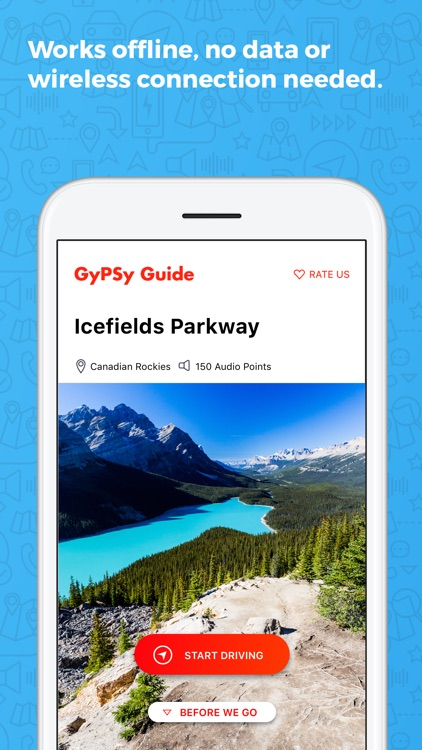 Icefields Parkway GyPSy Guide screenshot-3