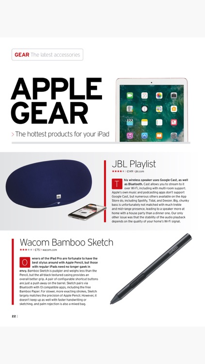 iPad User: the companion iPad magazine for all models screenshot-4