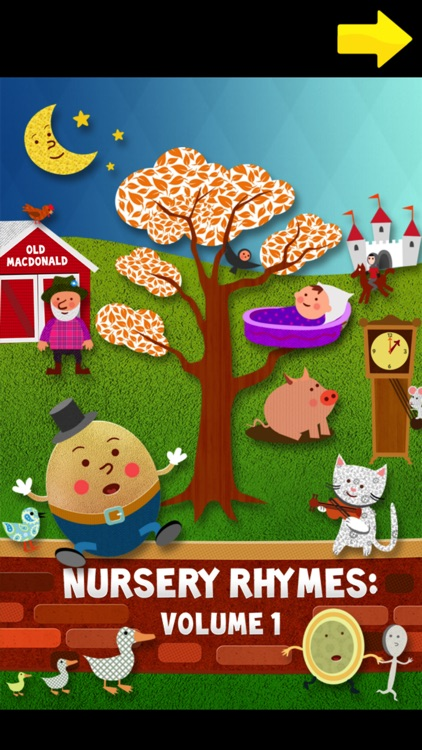 Nursery Rhymes: Vol 1 screenshot-0