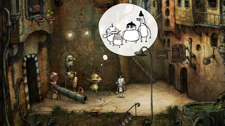 Machinarium screenshot-4