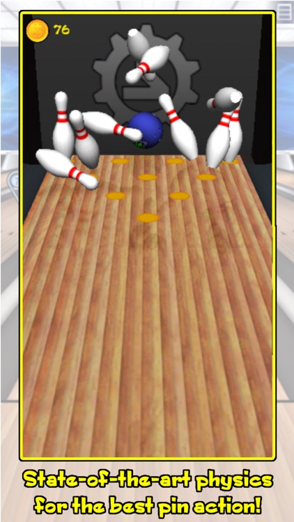 Action Bowling Classic screenshot-2