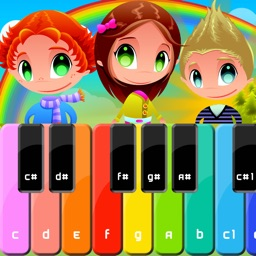 Kids Piano - children songs and music sheets