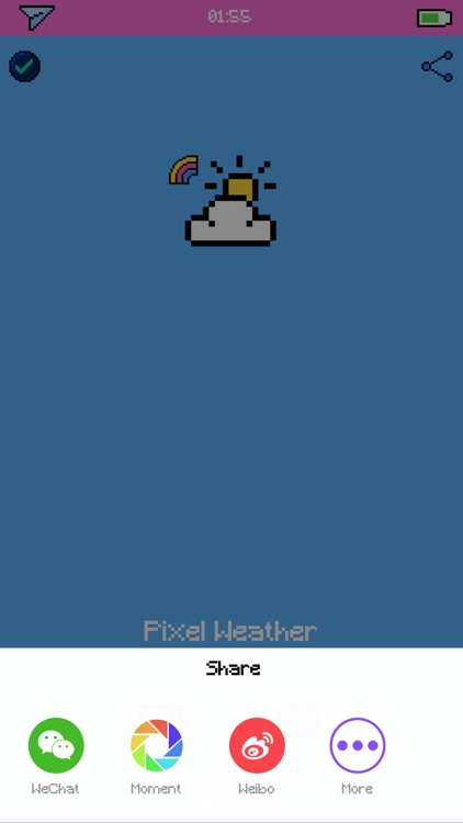 Pixel Weather - Forecast screenshot-3