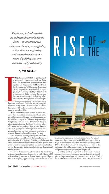 Civil Engineering Magazine screenshot-3