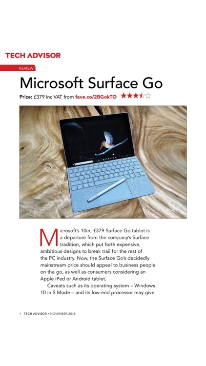 Tech Advisor Magazine