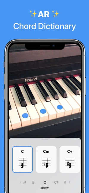 Tonic - AR Chord Dictionary on the App Store