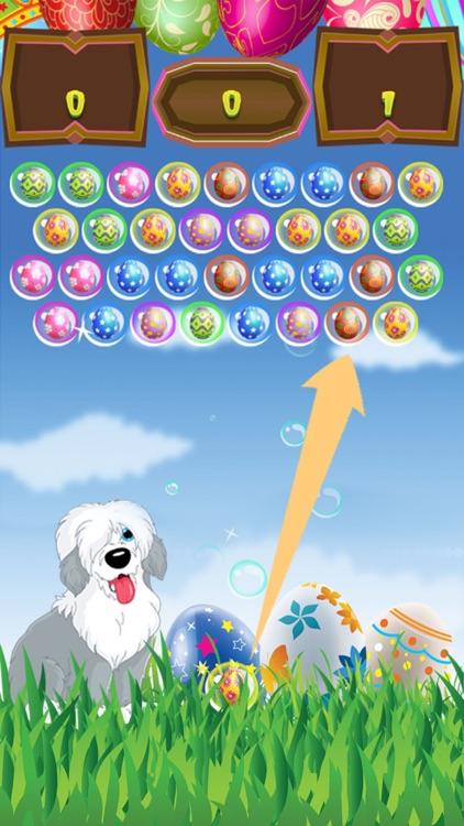 shoot bubble sort match 3 eggs