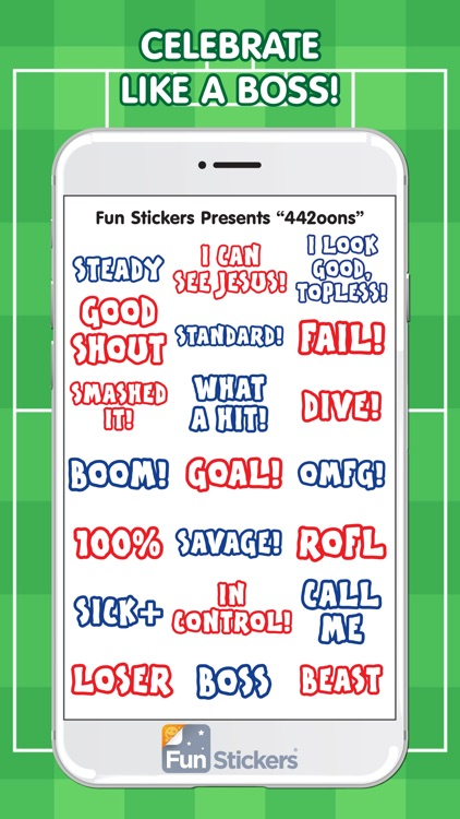 442oons Stickers Pack D