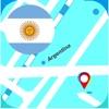 アルゼンチン オフライン地図