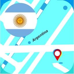 Argentina Offline Map