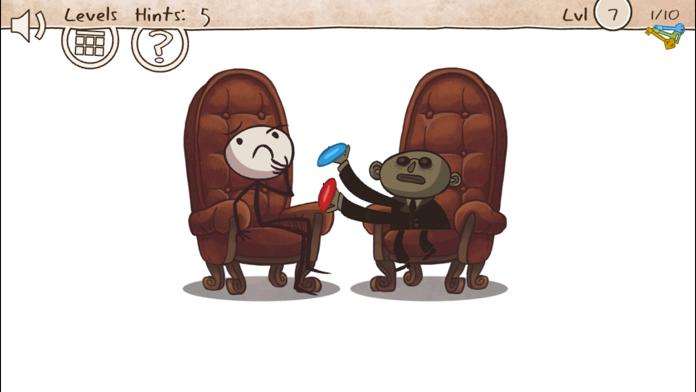 Troll Face Quest Unlucky Screenshot