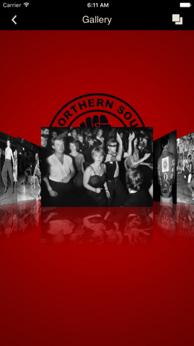 Official Northern Soul App screenshot two