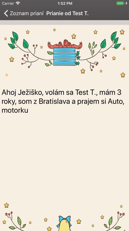Dopis pre Ježiška screenshot-6