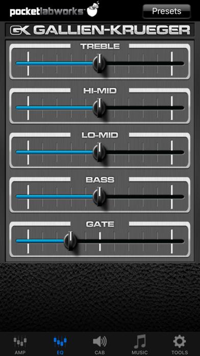 PocketGK - Bass Guitar Amp-1