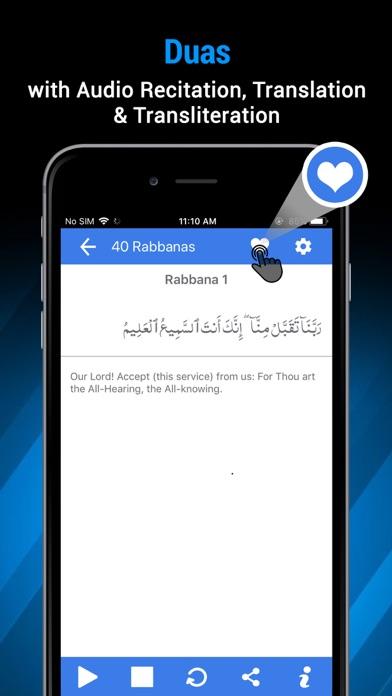 Islamic Duas - Duas & Azkar screenshot four