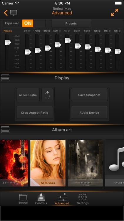 VLC Remote Lite screenshot-4