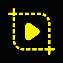 Video Crop - Resize Movie Clip