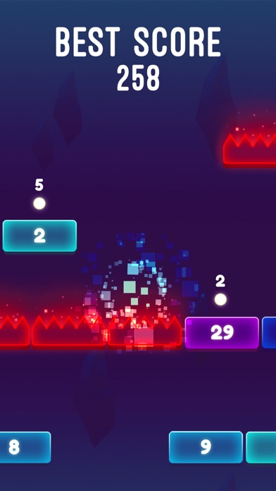 Endless Dash Bouncer screenshot 4