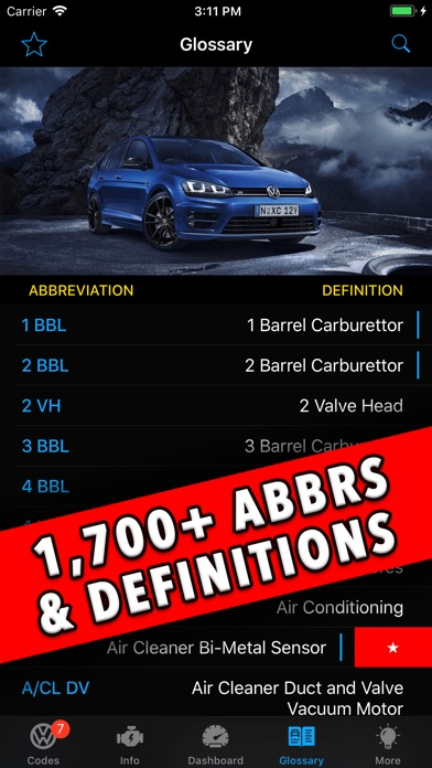 Diagnostics of Germany Cars Screenshot 8