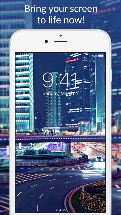 Live Wallpapers for Me. screenshot-4