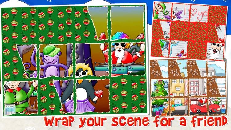 Christmas Playground Dress Up screenshot-3
