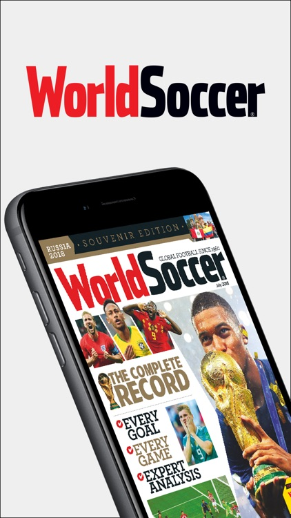 World Soccer Magazine NA screenshot-0