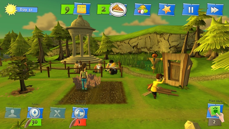 Family Farm: Goodfolks screenshot-3