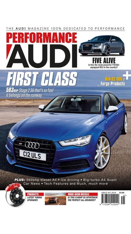 Performance Audi Magazine screenshot-3