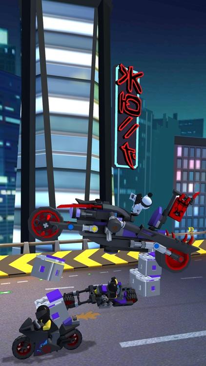 LEGO® NINJAGO®: Ride Ninja screenshot-8