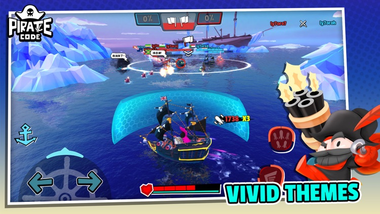 Pirate Code screenshot-4