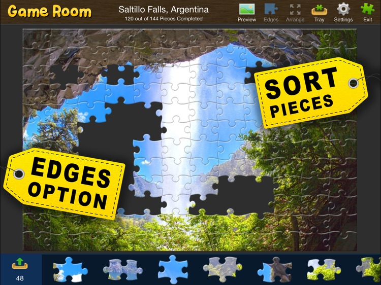 Jigsaw Box Puzzles screenshot-1