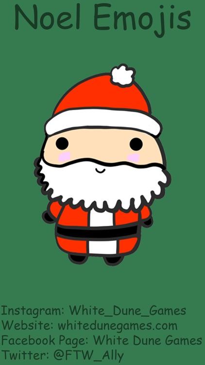 Noel Emojis
