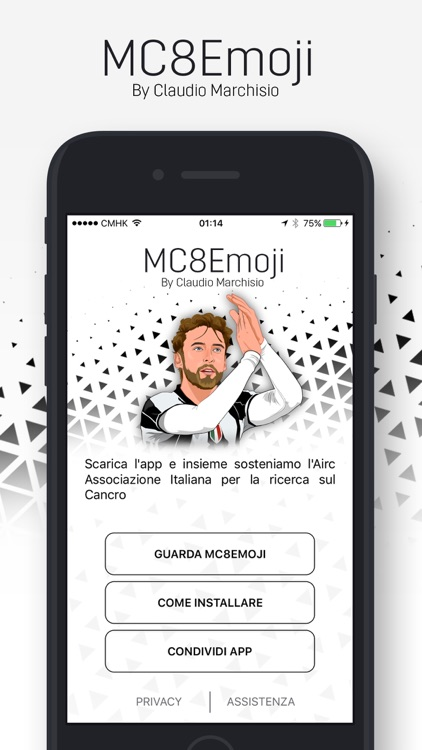 MC8Emoji by Claudio Marchisio
