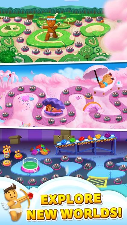 Sweet Road – Cookie Rescue screenshot-4