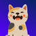 Funny Cats Text Sticker Emotes