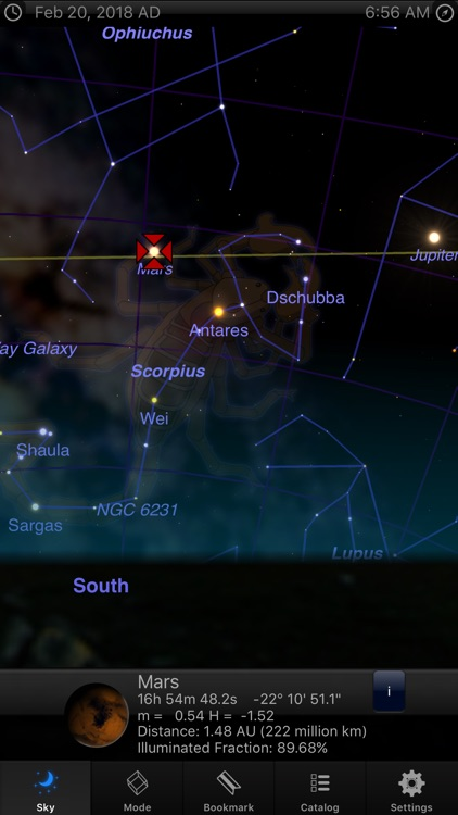 StarMap 3D+ Plus screenshot-0