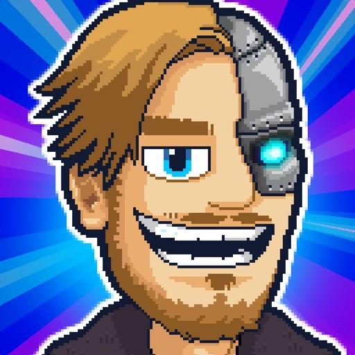 PewDiePie's Tuber Simulator iOS App