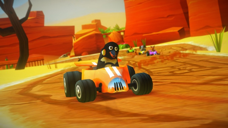 Safari Kart screenshot-3