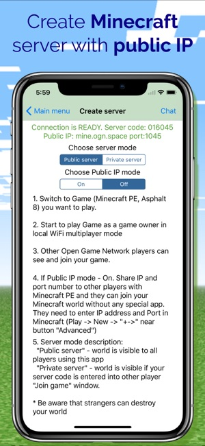 ‎Multiplayer for minecraft
