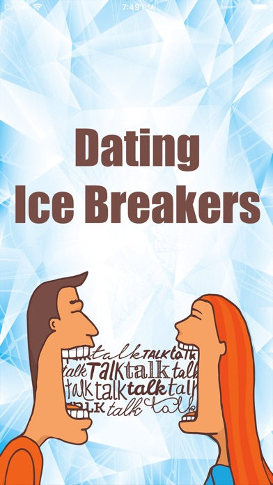 Ice breakers dating apps