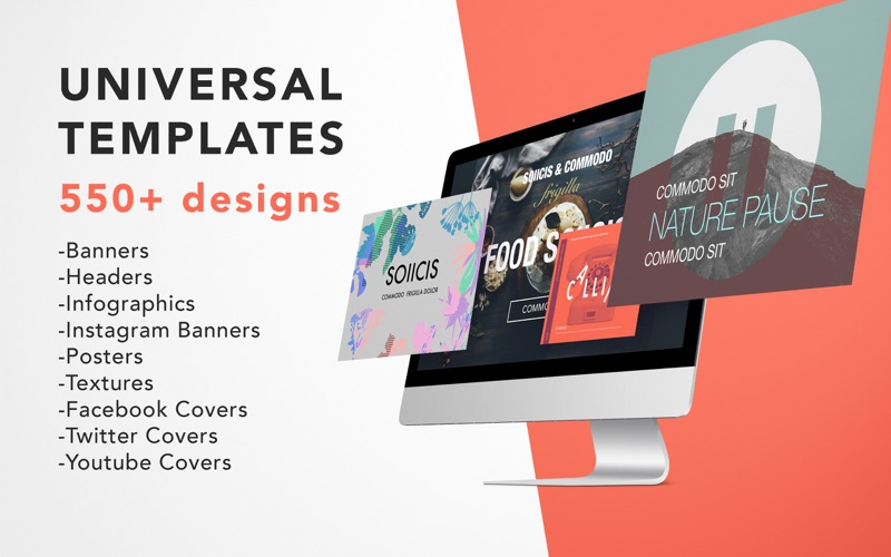 GN Templates Bundle for iWork DMG Cracked for Mac Free Download