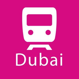 Dubai Rail Map Lite