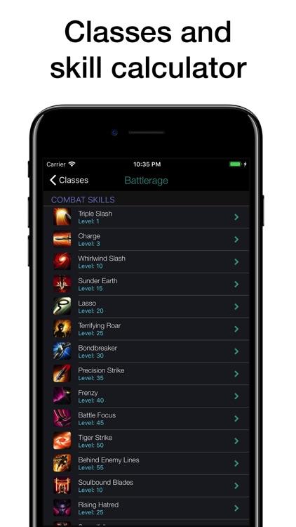 Pocket Wiki for ArcheAge screenshot-3