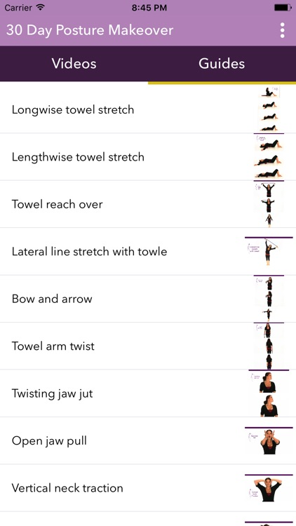 The 30 Day Posture Makeover