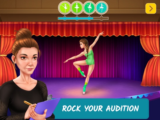 Dance School Stories screenshot 6