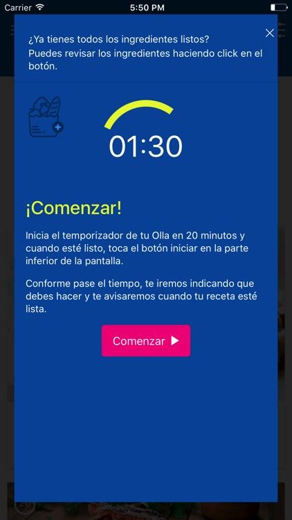 Recetario Universal screenshot-4